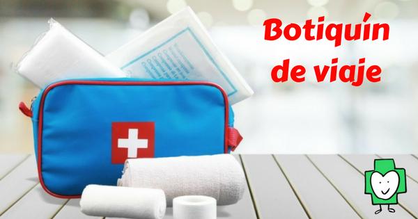 mini botiquin de primeros auxilios
